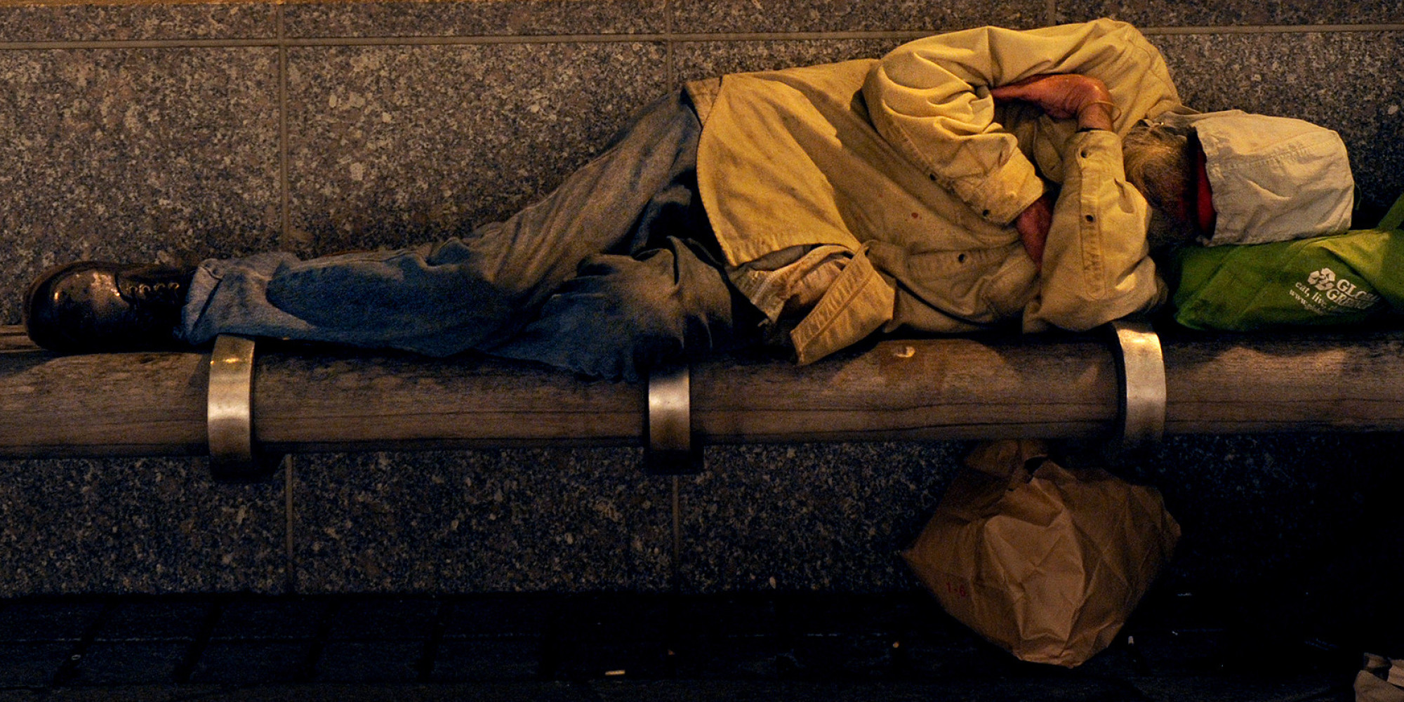 John McDermott is a Formerly Homeless Man Who Now Has Housing