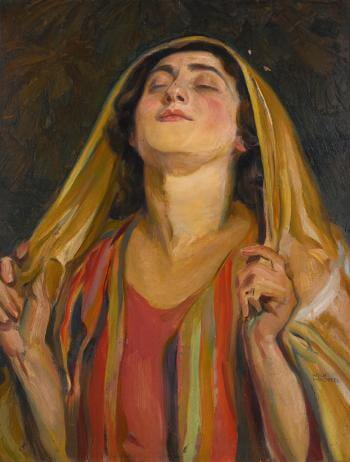 Wilhelm_Wachtel_-_Hannah_at_prayer